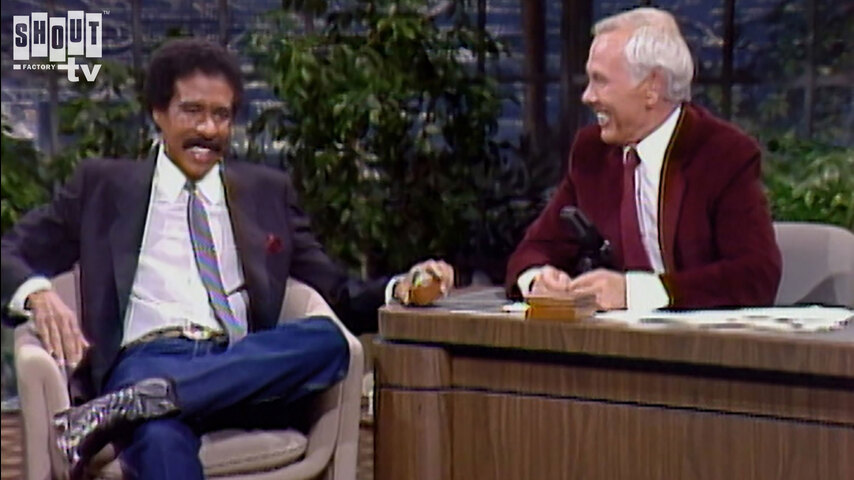 The Johnny Carson Show: The Best Of Richard Pryor (6/9/83)