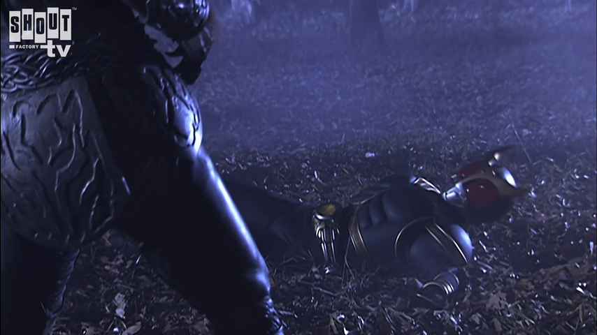 Kamen Rider Kuuga: S1 E46 - Indomitable