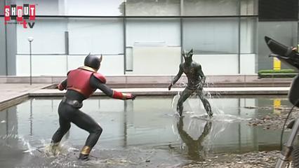 Kamen Rider Kuuga: S1 E22 - Game