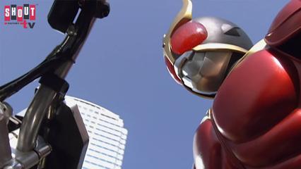 Kamen Rider Kuuga: S1 E15 - Armor