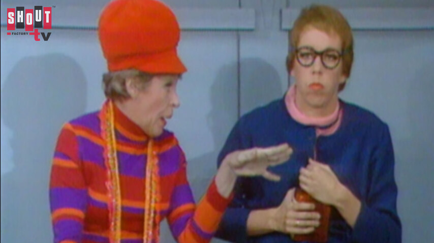 The Carol Burnett Show: S1 E10 - Martha Raye