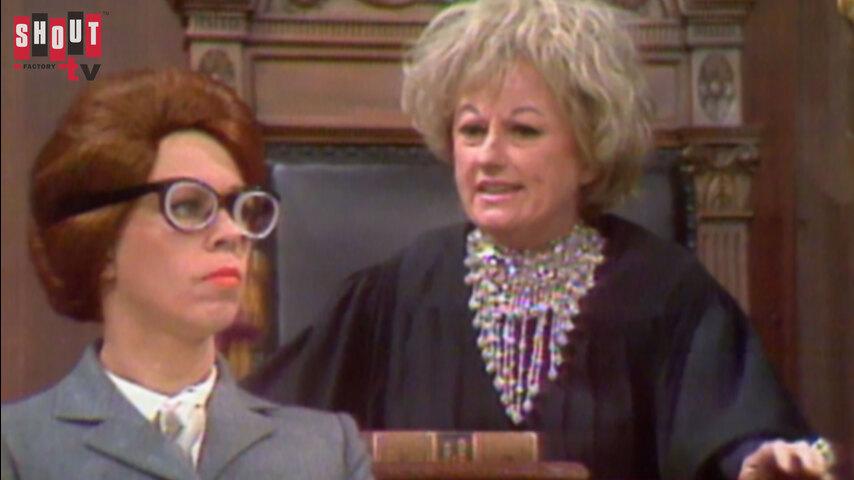The Carol Burnett Show: S1 E6 - Bobbie Gentry, Phyllis Diller
