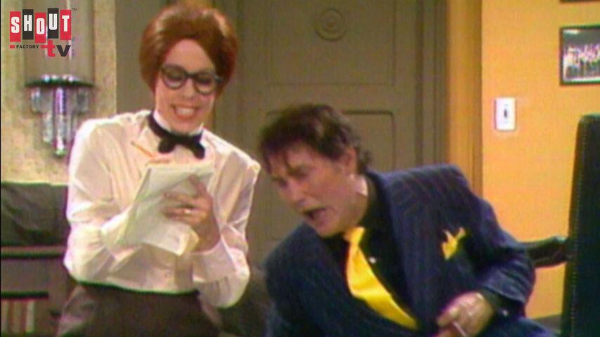 The Carol Burnett Show: S1 E21 - Jack Palance