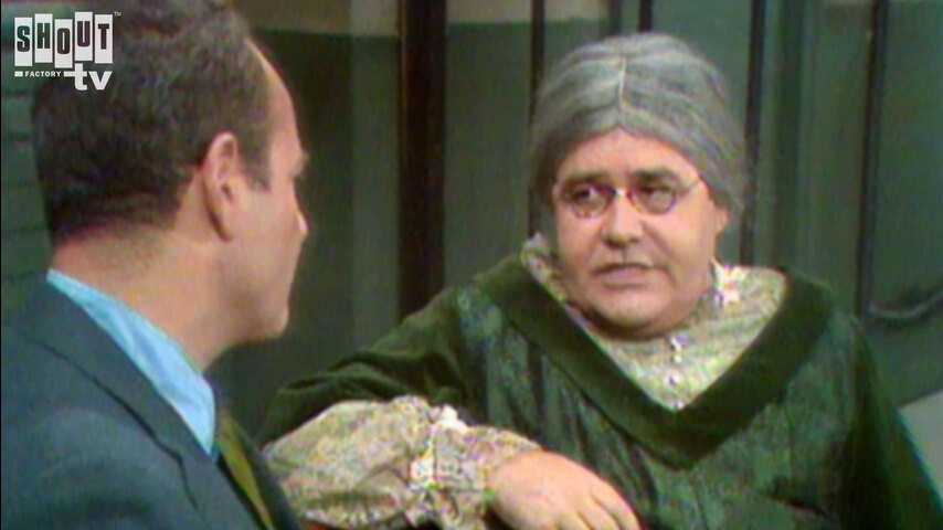 The Carol Burnett Show: S1 E12 - Jonathan Winters