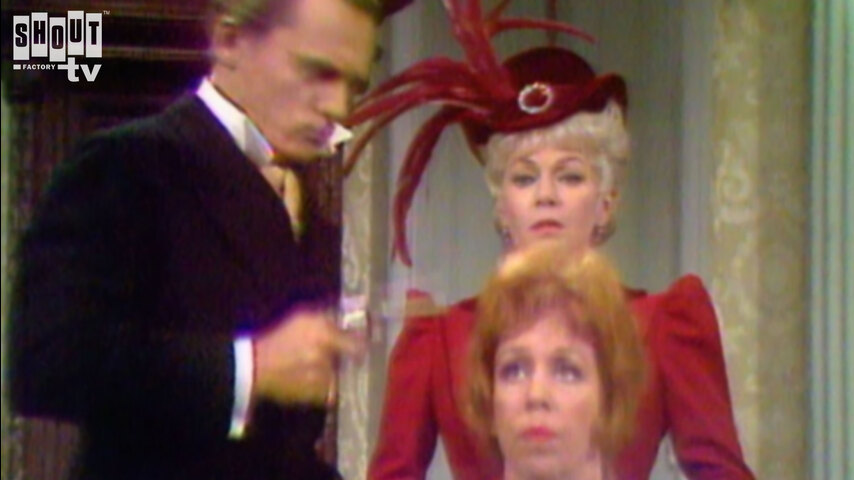 The Carol Burnett Show: S1 E17 - Frank Gorshin, Lana Turner