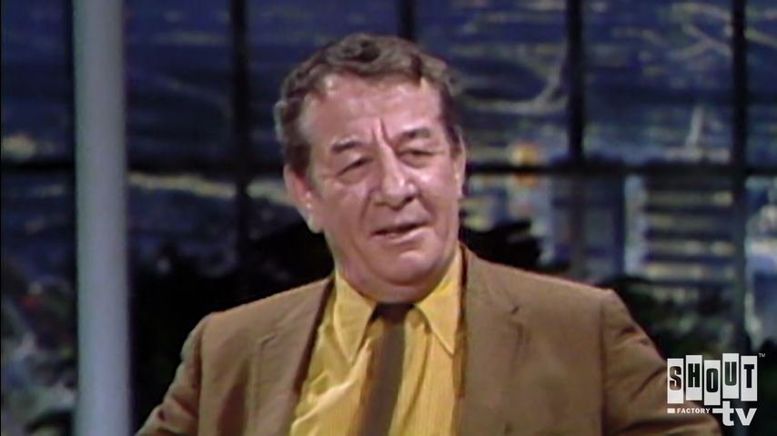 The Johnny Carson Show: Comic Legends Of The '60s - Buddy Hackett (12/8/81)