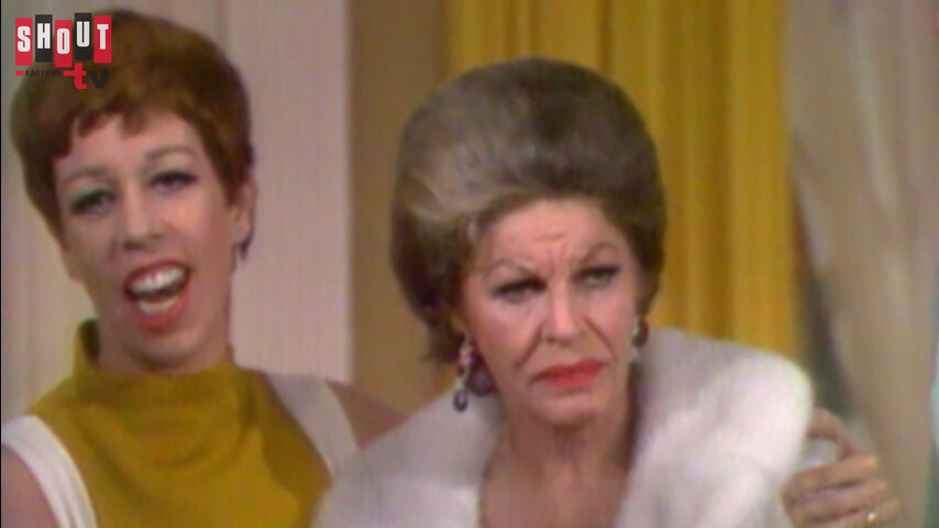 The Carol Burnett Show: S1 E22 - Martha Raye, Betty Grable