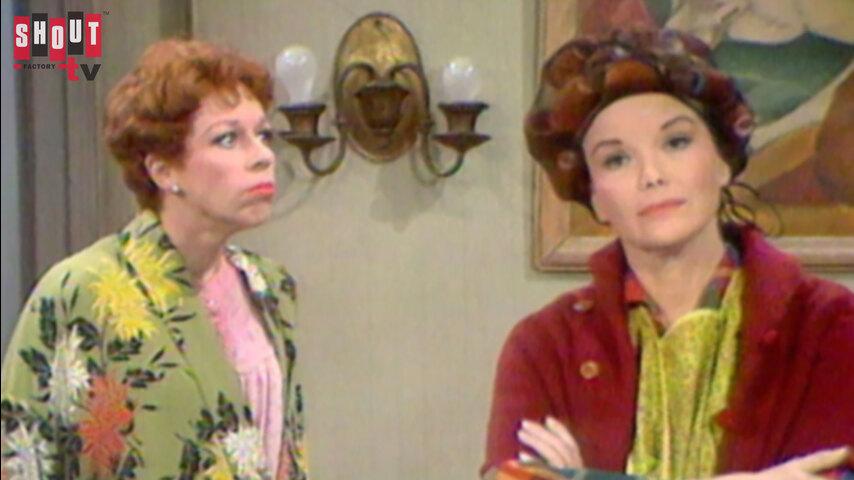 The Carol Burnett Show: S1 E23 - Nanette Fabray, Art Carney