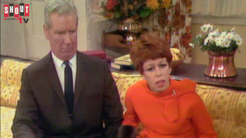 The Carol Burnett Show: S1 E24 - Garry Moore, Durward Kirby