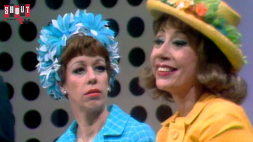 The Carol Burnett Show: S1 E25 - Imogene Coca, Mel Torme