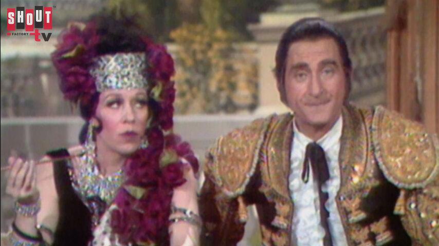 The Carol Burnett Show: S1 E30 - Barbara McNair, Sid Caesar