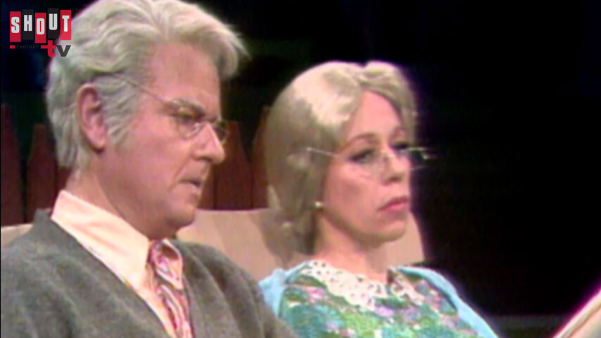 The Carol Burnett Show: S1 E31 - Family Show