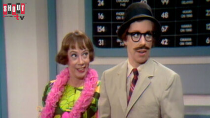 The Carol Burnett Show: S2 E12 - Imogene Coca, Vic Damone