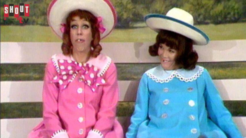 The Carol Burnett Show: S2 E3 - Nanette Fabray