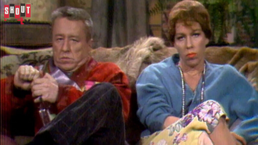 The Carol Burnett Show: S2 E4 - George Gobel