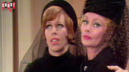 The Carol Burnett Show: S2 E6 - Lucille Ball, Eddie Albert, Nancy Wilson