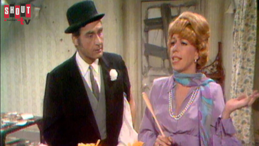 The Carol Burnett Show: S2 E9 - Sid Caesar
