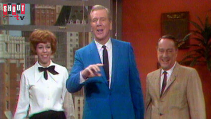 The Carol Burnett Show: S2 E10 - Garry Moore, Durward Kirby