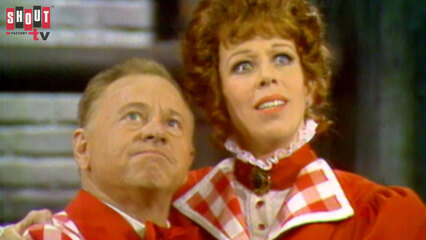 The Carol Burnett Show: S2 E14 - Nancy Wilson, Mickey Rooney