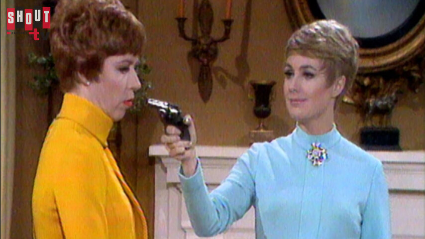 The Carol Burnett Show: S2 E19 - Shirley Jones, Ken Berry