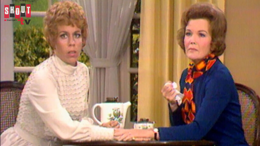 The Carol Burnett Show: S3 E16 - Nancy Wilson, Nanette Fabray