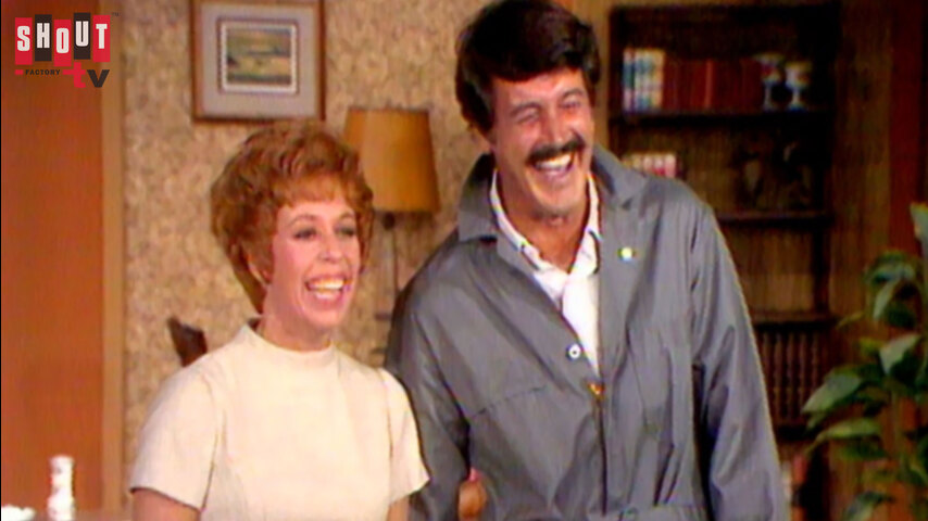The Carol Burnett Show: S3 E3 - Steve Lawrence, Rock Hudson
