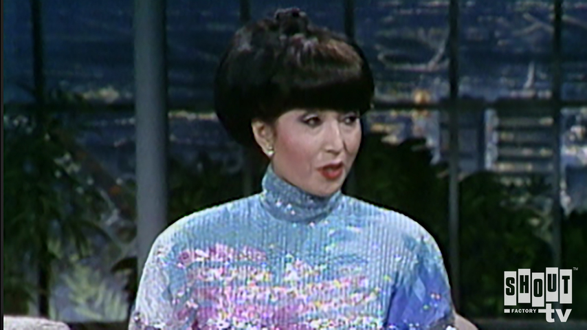 The Johnny Carson Show: Comic Legends Of The '60s - Joan Rivers (10/15/82)