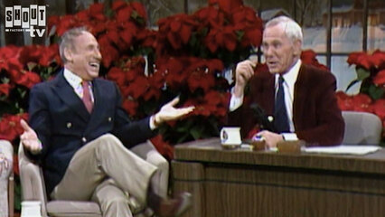 The Johnny Carson Show: Comic Legends Of The '60s - Mel Brooks (12/15/83)