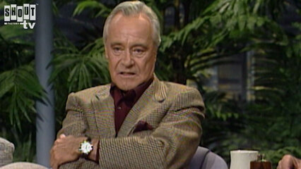 The Johnny Carson Show: Comic Legends Of The '60s - Jack Lemmon (11/1/89)