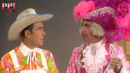The Carol Burnett Show: S3 E9 - Andy Griffith