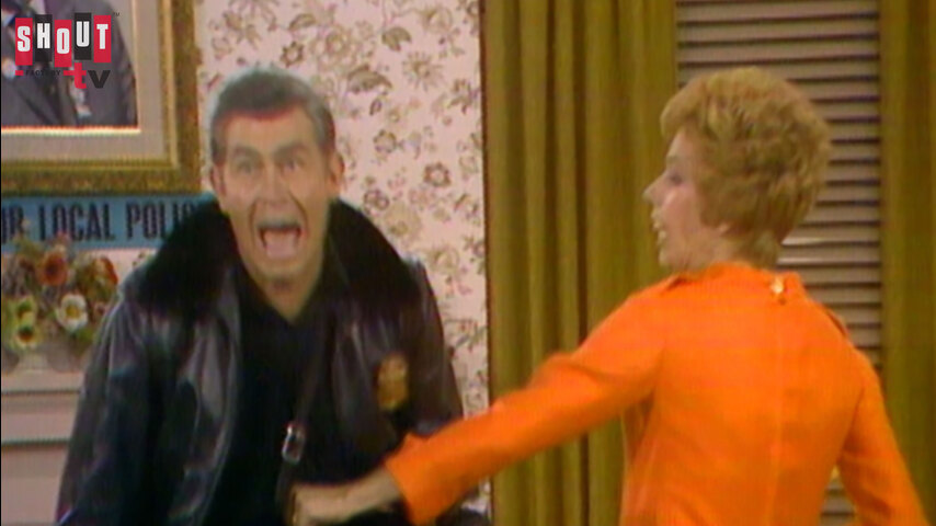 The Carol Burnett Show: S3 E8 - Andy Griffith