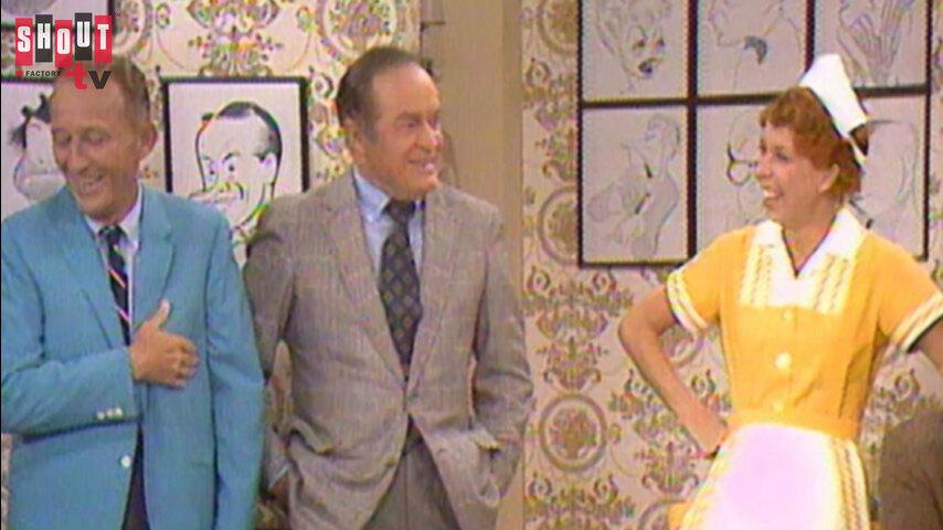 The Carol Burnett Show: S3 E7 - Bing Crosby, Rowan & Martin