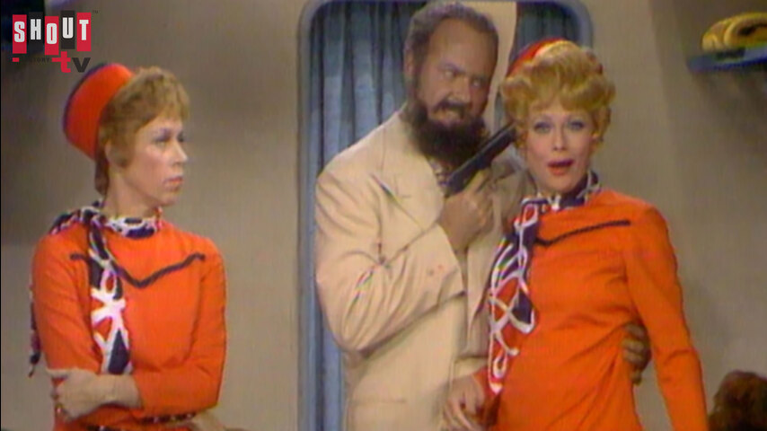 The Carol Burnett Show: S3 E10 - Lucille Ball, George Carlin