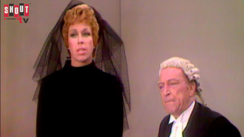 The Carol Burnett Show: S3 E13 - Garry Moore, Durward Kirby