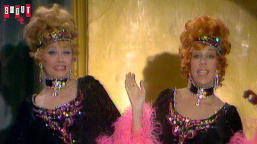 The Carol Burnett Show: S3 E11 - Lucille Ball, George Carlin