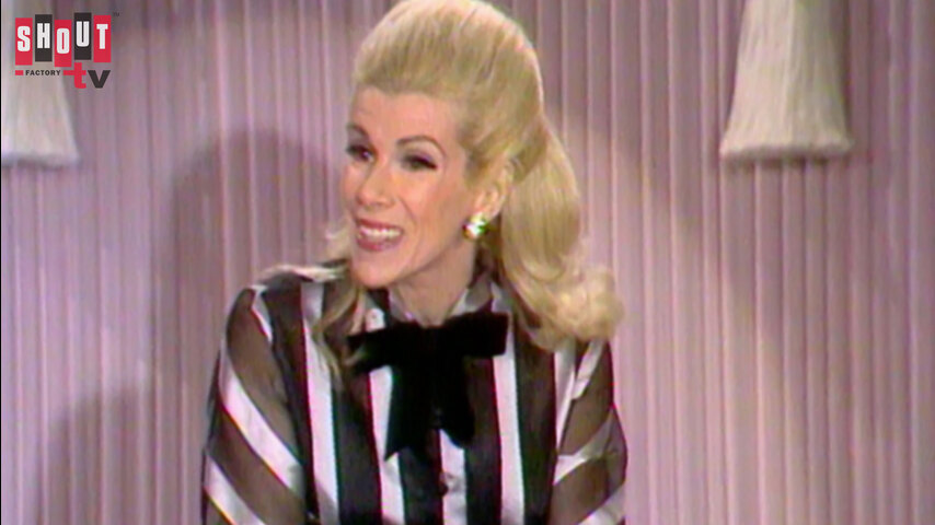 The Carol Burnett Show: S4 E4 - Eydie Gorme, Joan Rivers