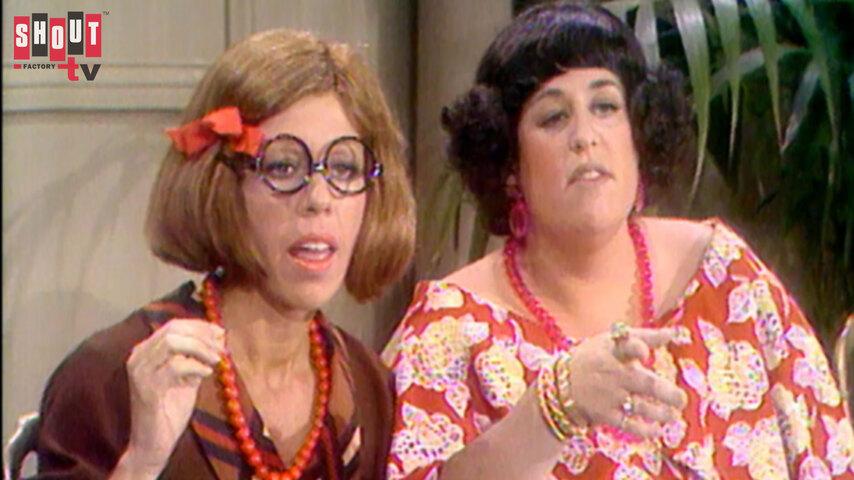 The Carol Burnett Show: S4 E8 - Ricardo Montalban, Cass Elliot