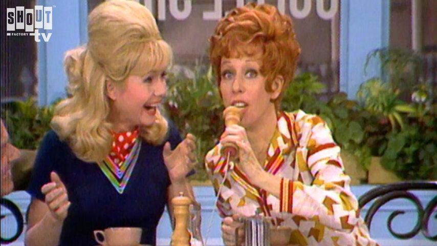 The Carol Burnett Show: S4 E12 - Debbie Reynolds, John Davidson