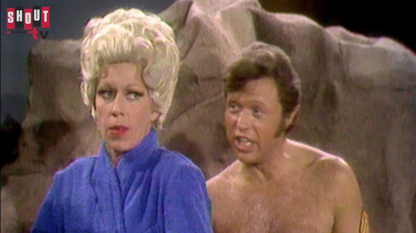 The Carol Burnett Show: S4 E3 - Nanette Fabray, Steve Lawrence