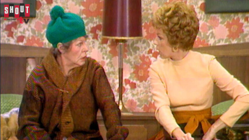The Carol Burnett Show: S4 E10 - Martha Raye, Ross Martin