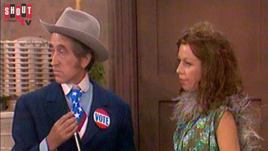 The Carol Burnett Show: S4 E2 - Cass Elliot, Pat Paulsen