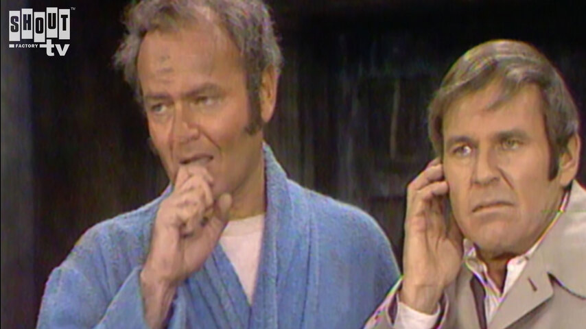 The Carol Burnett Show: S4 E11 - Dyan Cannon, Paul Lynde