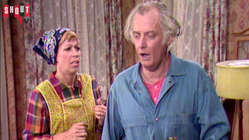 The Carol Burnett Show: S4 E16 - Pat Carroll, Art Carney