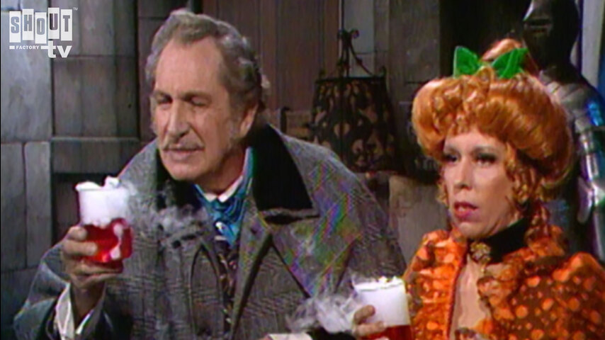 The Carol Burnett Show: S5 E20 - Eydie Gorme, Vincent Price