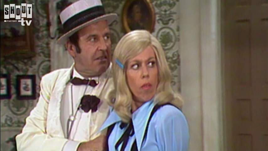 The Carol Burnett Show: S5 E17 - Paul Lynde, Peggy Lee
