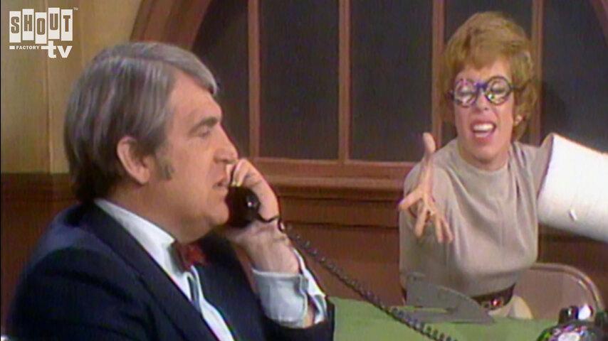 The Carol Burnett Show: S5 E12 - Eydie Gorme, Shecky Greene