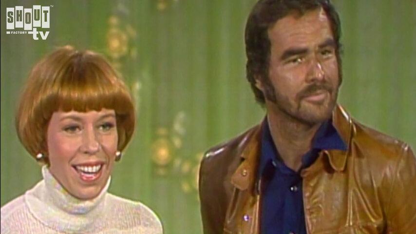 The Carol Burnett Show: S6 E10 - Ruth Buzzi, John Davidson, Burt Reynolds