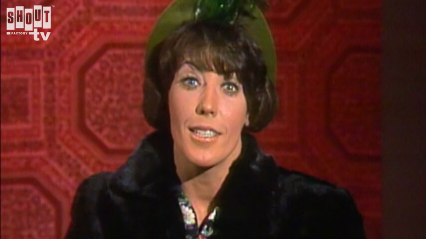 The Carol Burnett Show: S6 E9 - Lily Tomlin, Steve Lawrence