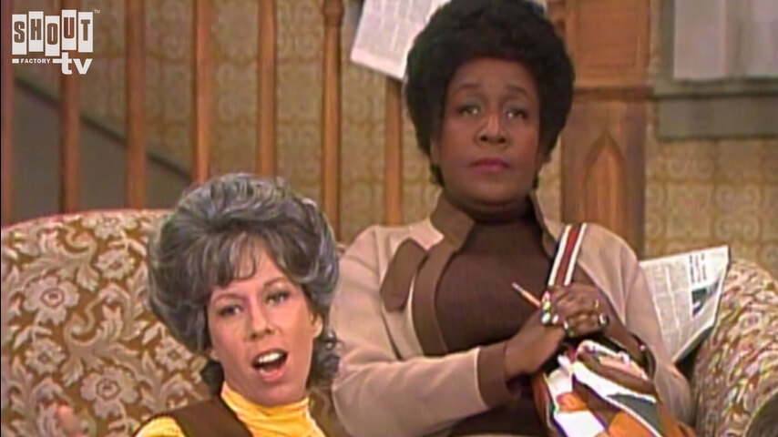 The Carol Burnett Show: S6 E23 - William Conrad, Isabel Sanford