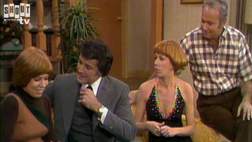 The Carol Burnett Show: S6 E13 - Bernadette Peters, Anthony Newley